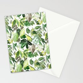 Leaves collection from my neighbourhood Stationery Cards
