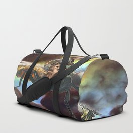 Space Cowboy Duffle Bag