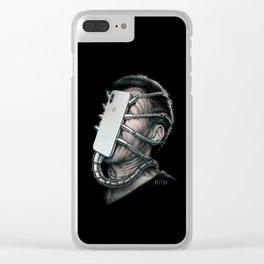 Xenomorphone Clear iPhone Case