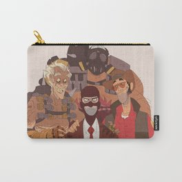what spy hates the most Carry-All Pouch