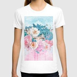 FLORAL EVA T-shirt