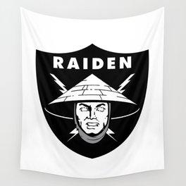 Raiden Raiders Wall Tapestry