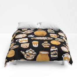 Rust Ceramics Comforters