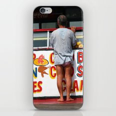 Where are His Pants? iPhone & iPod Skin