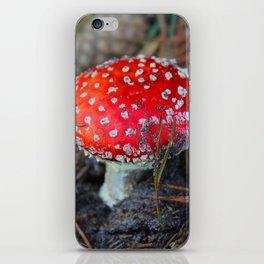 Toxic Beauty iPhone Skin