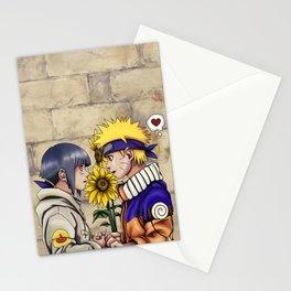 Naruto and Hinata Stationery Cards
