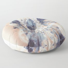 Overlay Floor Pillow