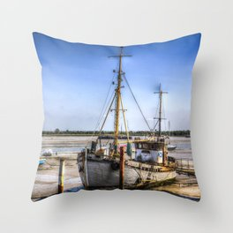 The Ranger Boat Heybridge Essex Throw Pillow