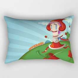PepperLand Rectangular Pillow