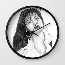 Bidi bidi bombom Portrait Wall Clock