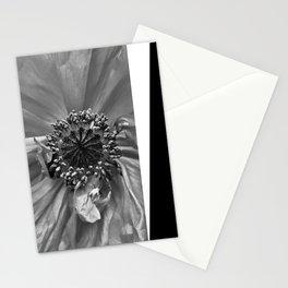 Oriental Poppy Stationery Cards