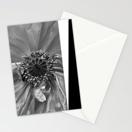 Oriental Poppy Stationery Cards