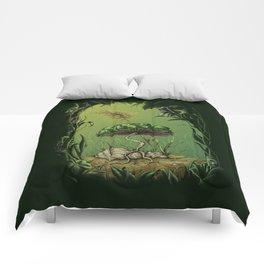 1-Up Mushroom Comforters