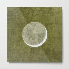 Crescent Metal Print