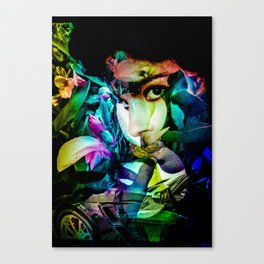 """Vette Series 2: Wild Thing"" Canvas Print"
