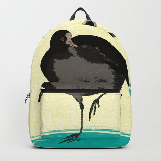 Moor hen Backpack