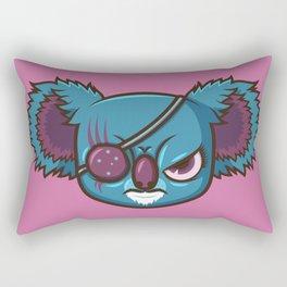 Bada$$ Koala Rectangular Pillow