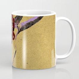 Grunge Animal Skull Coffee Mug