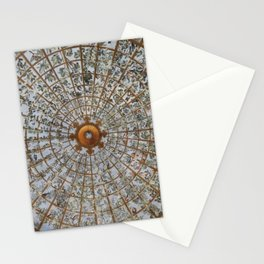 Artistic Ceiling Stationery Cards