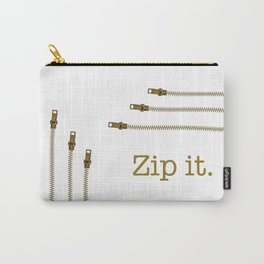 Zip It Carry-All Pouch