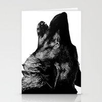 howl Stationery Cards featuring Howl by Victoria-Samantha