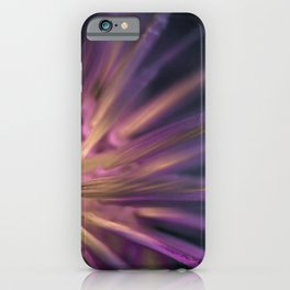 Psychedelic Dandelion iPhone Case
