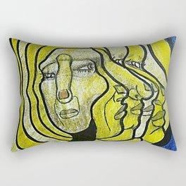METAMORFOSIS Rectangular Pillow