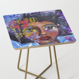 Fearless Side Table