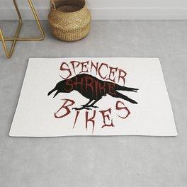 Spencer Shrike Bikes - Black Rug