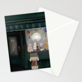 the little teddy store Stationery Cards