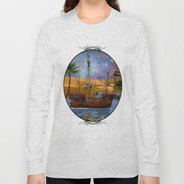 An Arabian Adventure Long Sleeve T-shirt