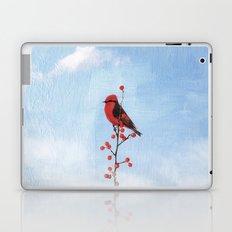 Holly Berry Heaven Laptop & iPad Skin