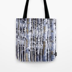 Birch Slap Tote Bag