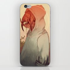 Creatures iPhone & iPod Skin