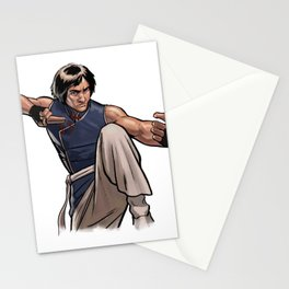Jackie Chan Stationery Cards