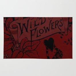 Wild Flowers Rug