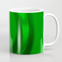 Green tie dye Coffee Mug