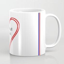 Flag of Usa – I love Usa 7 Coffee Mug