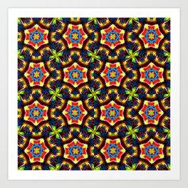 Pattern-170 Art Print