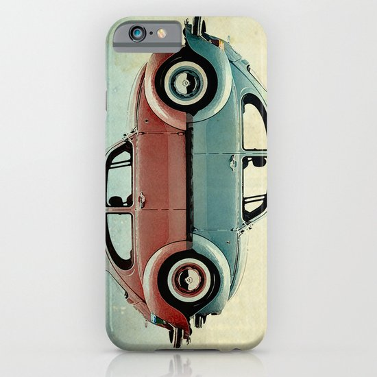ying and yang Bugs iPhone & iPod Case