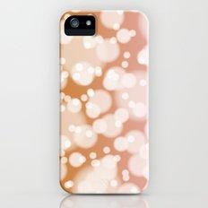 Champagne iPhone (5, 5s) Slim Case
