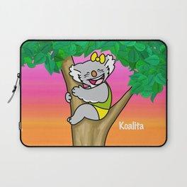 koalita on the tree Laptop Sleeve