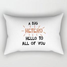 OITNB quote Rectangular Pillow