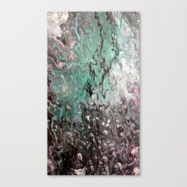 Pour on Pine by Sharon Perry. Canvas Print