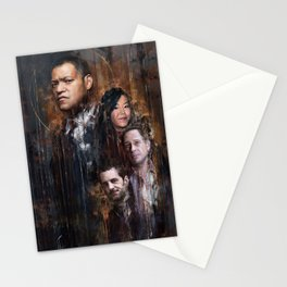 The BAU Stationery Cards