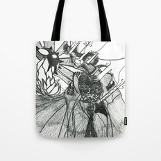 The Future of vision Tote Bag