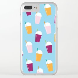Smoothie Love Clear iPhone Case