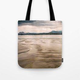 Beach and Mountains II Tote Bag