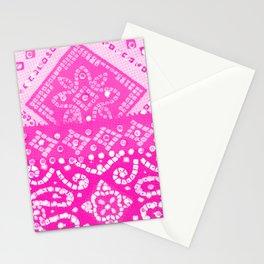 Chamak Pink Stationery Cards