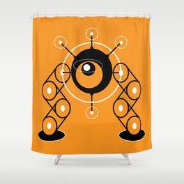 DBM ROBOT L1 Shower Curtain